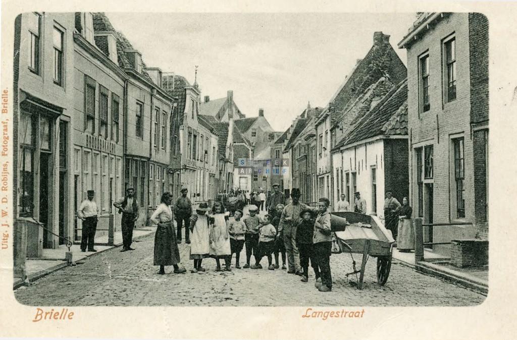 Langestraat 1903