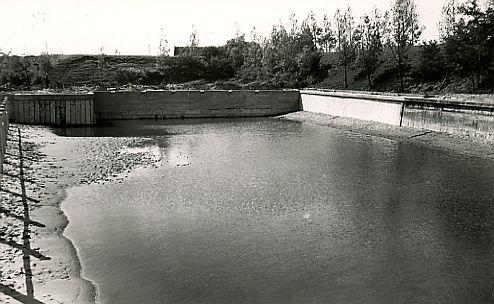 Zwembad molenvest 1950