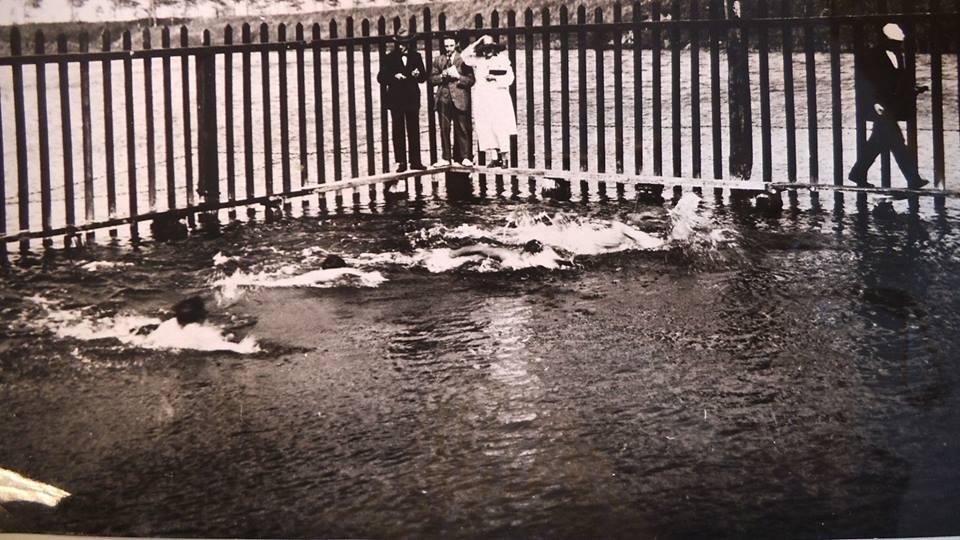 Oude zwembad 1926