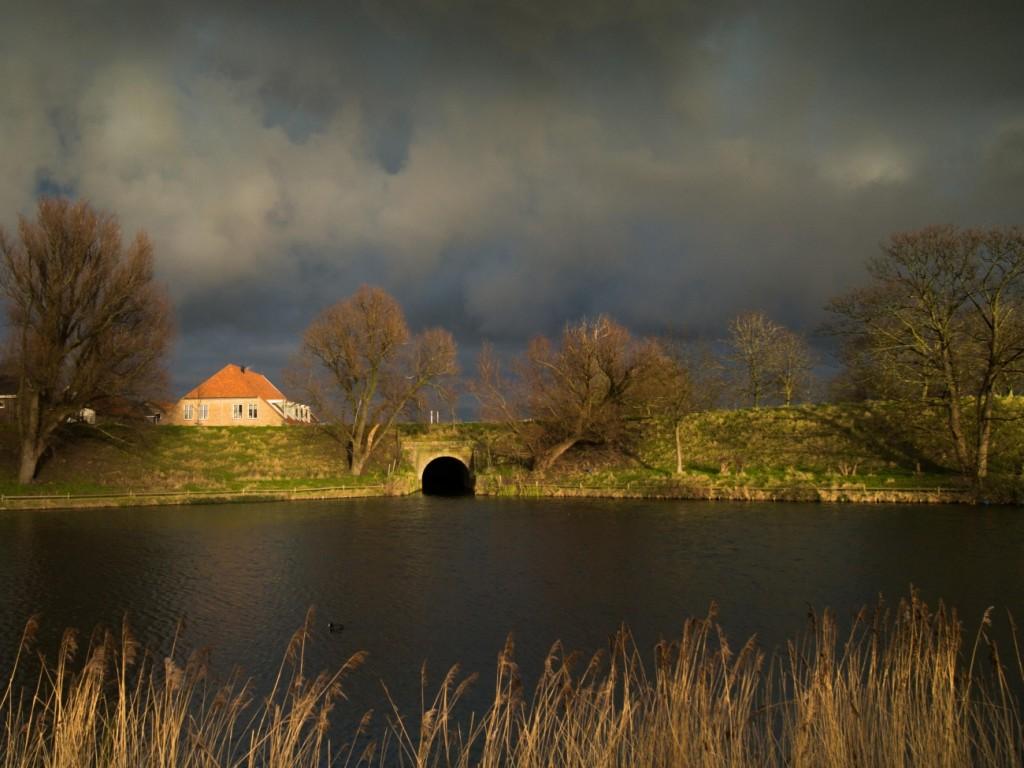 Jan Engelblik_Wallen Zuid - leve de vesting brielle