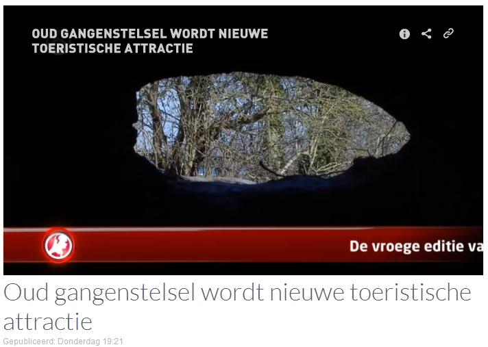 Oud gangenstelsel Franeker