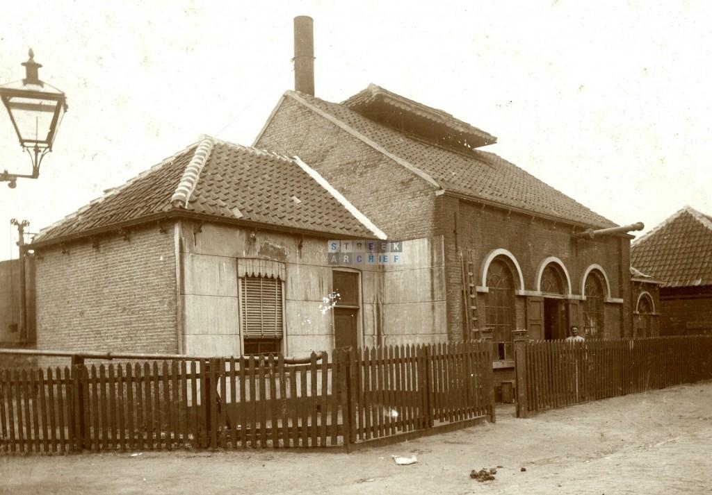 Dijkstraat gasfabriek