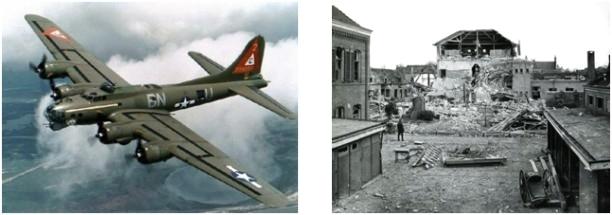 bommen-op-brielle-wereldoorlog